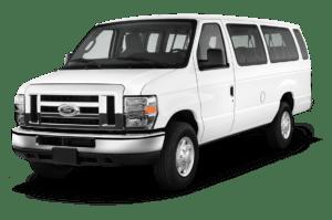 van shuttle