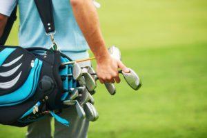 Colorado golfing