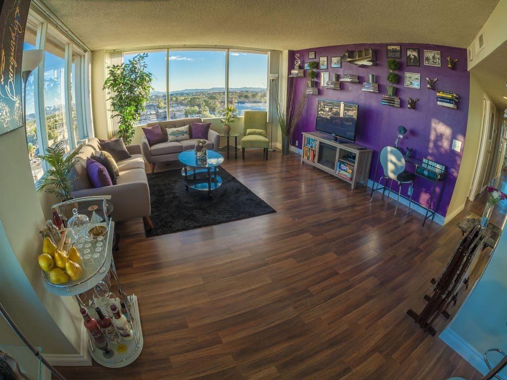 condo 9th floor