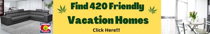 420 friendly vacation homes in Colorado